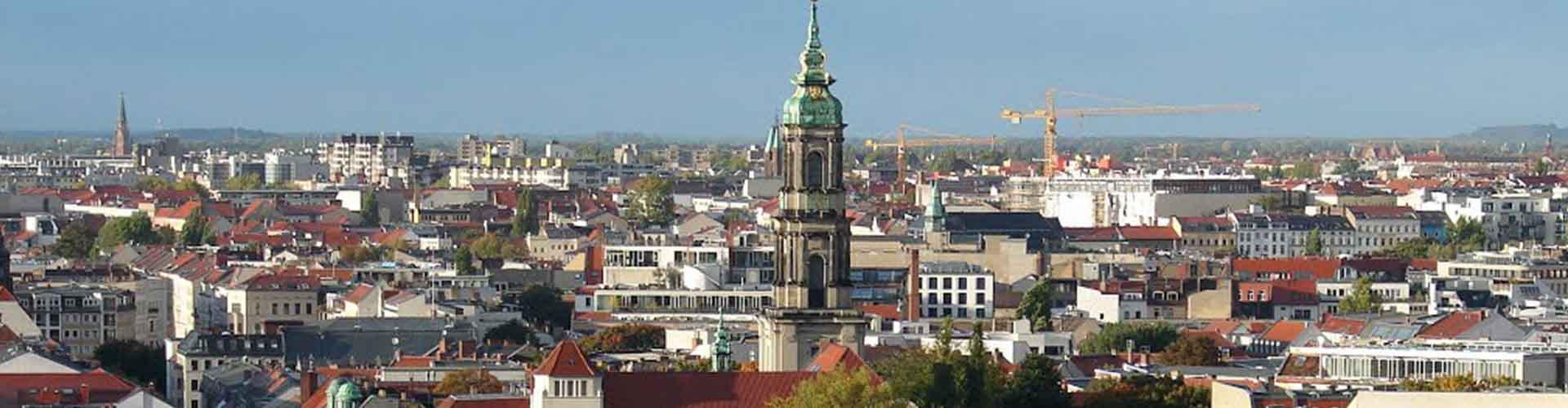 Berlín - Hoteles baratos en el distrito Spandauer Vorstadt. Mapas de Berlín, Fotos y comentarios de cada Hotel barato en Berlín.