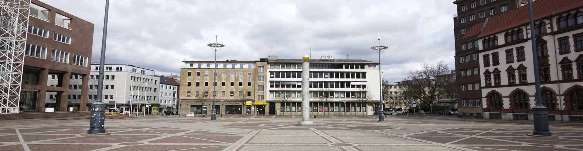 Dortmund - Hoteles baratos en Dortmund. Mapas de Dortmund, Fotos y comentarios de cada Hotel en Dortmund.