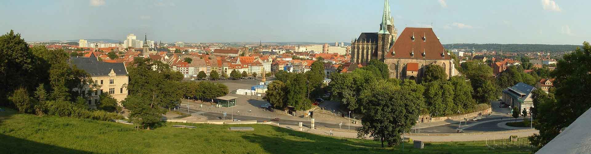 Erfurt - Hostales en Erfurt. Mapas de Erfurt, Fotos y comentarios de cada Hostal en Erfurt.
