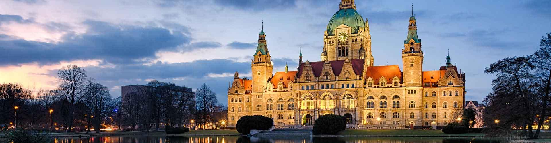 Hannover - Apartamentos en el distrito Wülfel. Mapas de Hannover, Fotos y comentarios de cada Apartamento en Hannover.