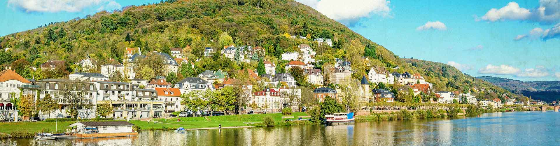 Heidelberg - Hoteles baratos en Heidelberg. Mapas de Heidelberg, Fotos y comentarios de cada Hotel en Heidelberg.
