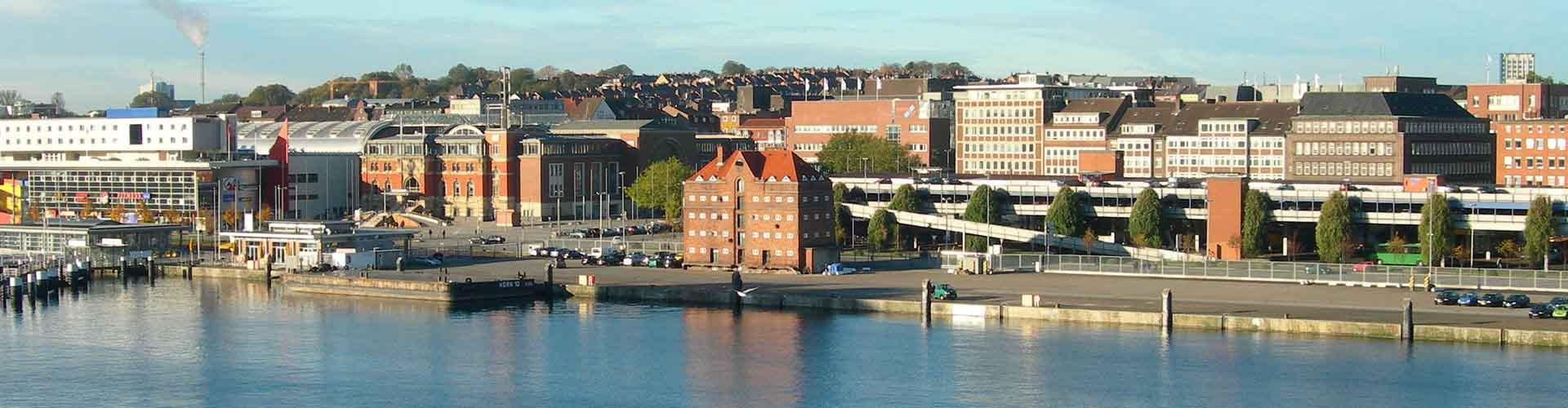 Kiel - Hostales en Kiel. Mapas de Kiel, Fotos y comentarios de cada Hostal en Kiel.