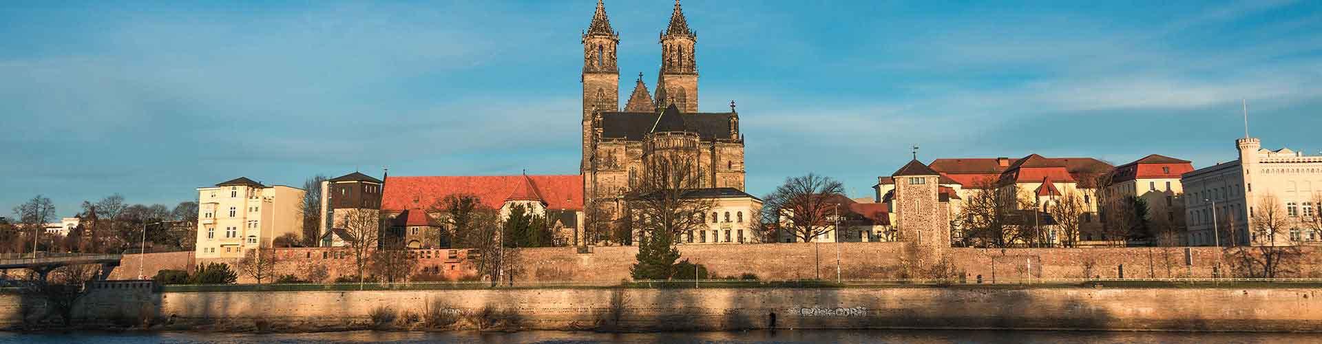 Magdeburgo - Hostales en Magdeburgo. Mapas de Magdeburgo, Fotos y comentarios de cada Hostal en Magdeburgo.