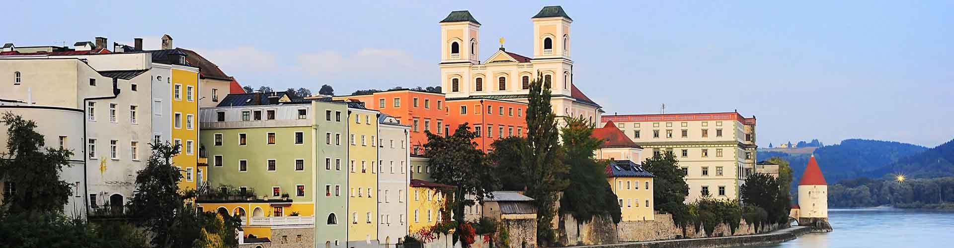 Regensburg - Habitaciones en Regensburg. Mapas de Regensburg, Fotos y comentarios de cada Habitación en Regensburg.
