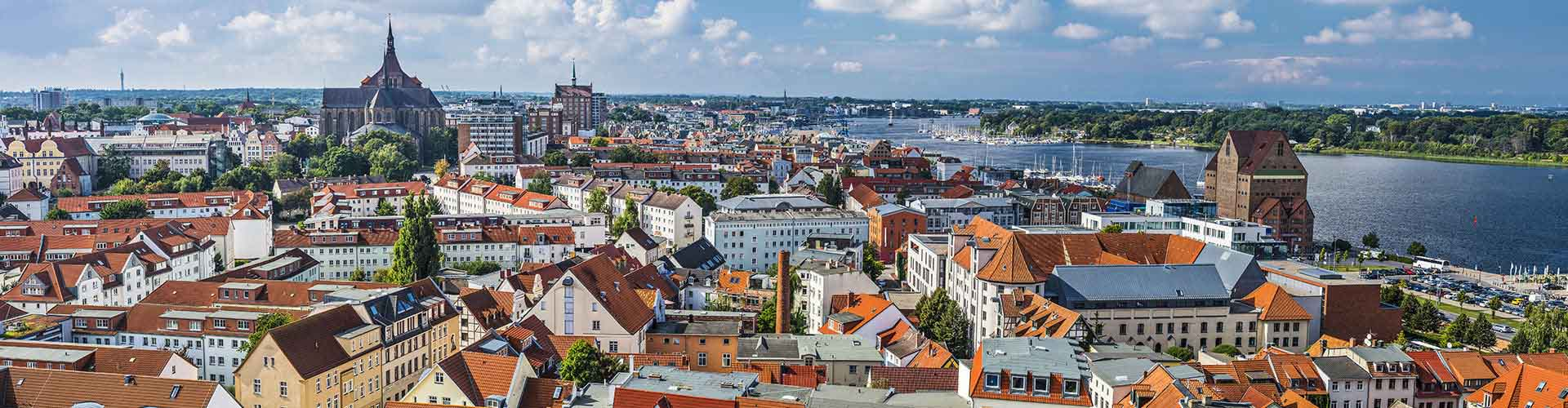 Rostock - Habitaciones en Rostock. Mapas de Rostock, Fotos y comentarios de cada Habitación en Rostock.