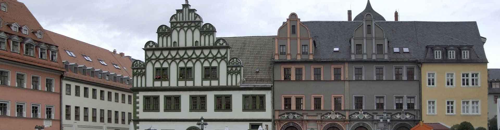 Weimar - Apartamentos en Weimar. Mapas de Weimar, Fotos y comentarios de cada Apartamento en Weimar.