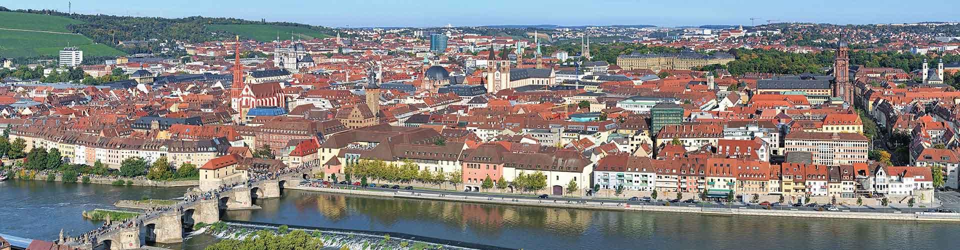 Wuerzburg - Habitaciones en Wuerzburg. Mapas de Wuerzburg, Fotos y comentarios de cada Habitación en Wuerzburg.