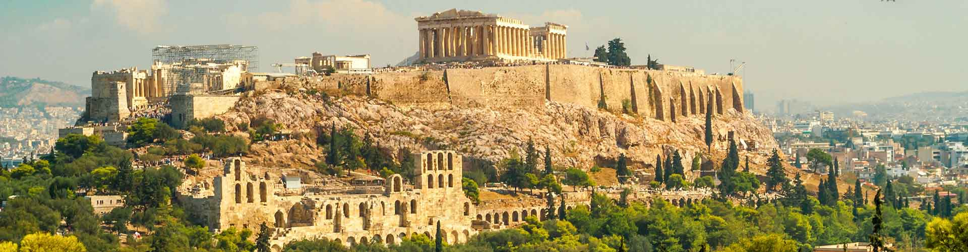 Atenas - Campamentos en el distrito Makrygianni. Mapas de Atenas, Fotos y comentarios de cada Campamento en Atenas.