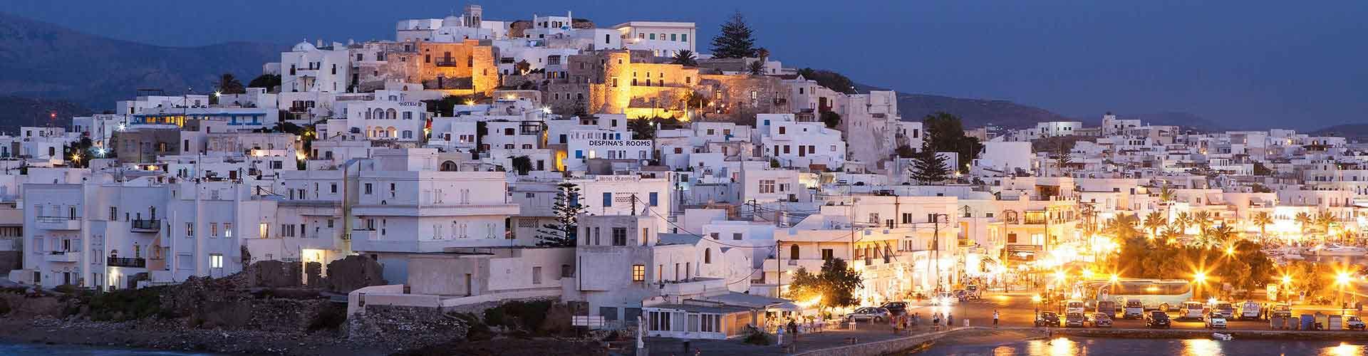 Isla de Naxos - Hoteles baratos en Isla de Naxos. Mapas de Isla de Naxos, Fotos y comentarios de cada Hotel en Isla de Naxos.