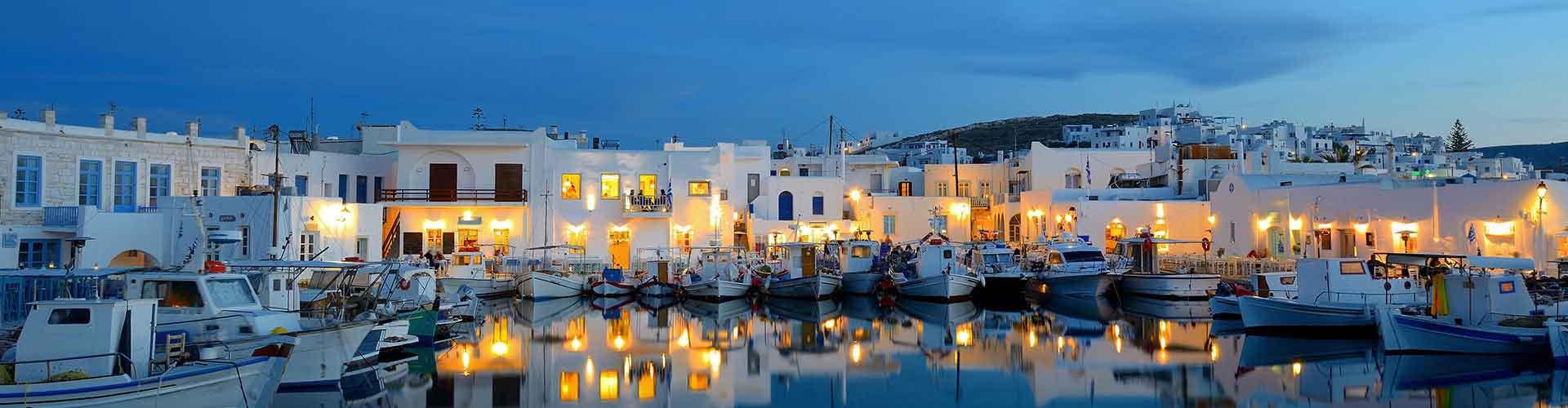 Isla de Paros - Hoteles baratos en Isla de Paros. Mapas de Isla de Paros, Fotos y comentarios de cada Hotel en Isla de Paros.