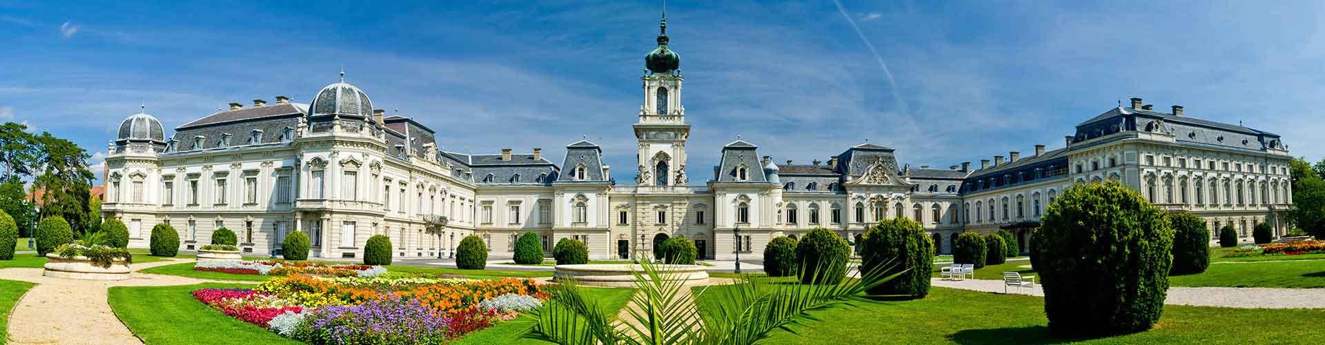 Keszthely - Habitaciones en Keszthely. Mapas de Keszthely, Fotos y comentarios de cada Habitación en Keszthely.