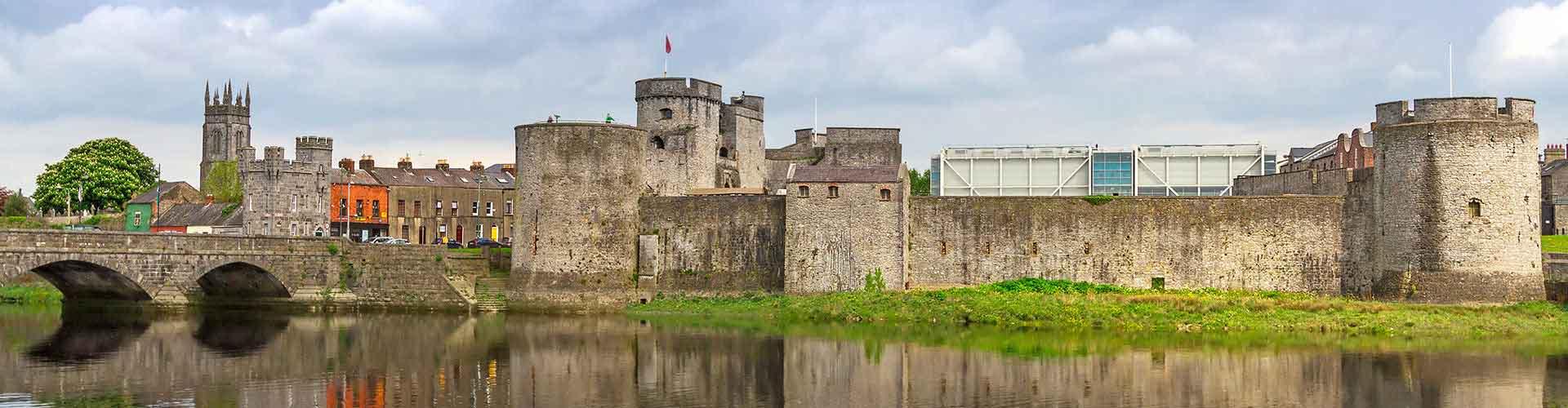 Limerick - Hostales en Limerick. Mapas de Limerick, Fotos y comentarios de cada Hostal en Limerick.