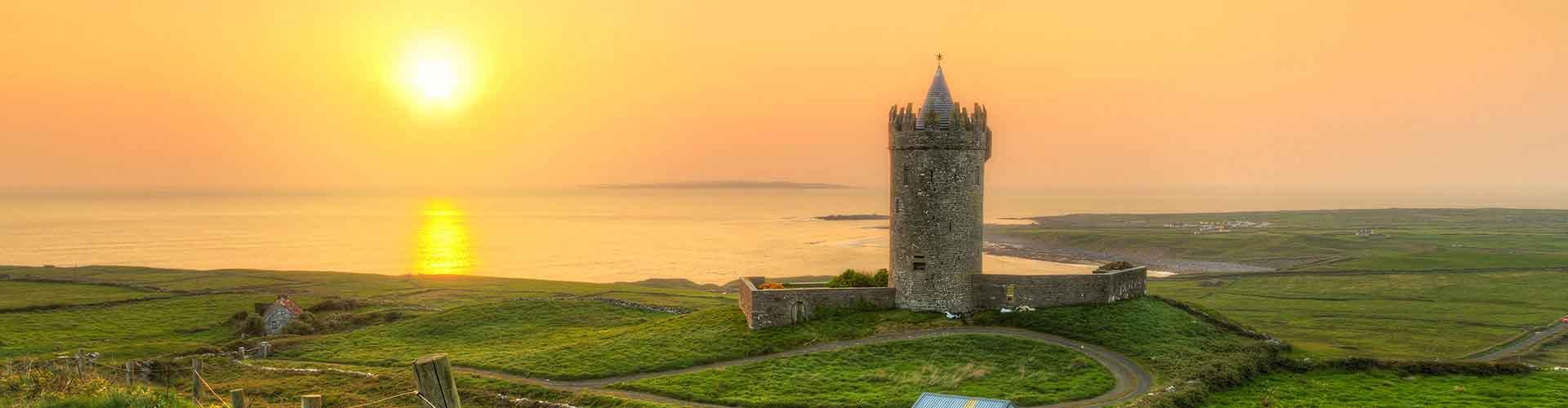 El Burren - Hostales en El Burren. Mapas de El Burren, Fotos y comentarios de cada Hostal en El Burren.