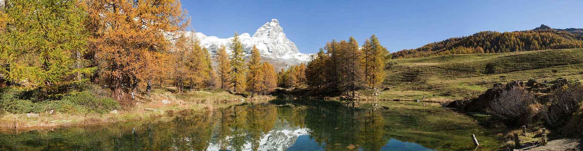 Aosta - Hostales en Aosta. Mapas de Aosta, Fotos y comentarios de cada Hostal en Aosta.