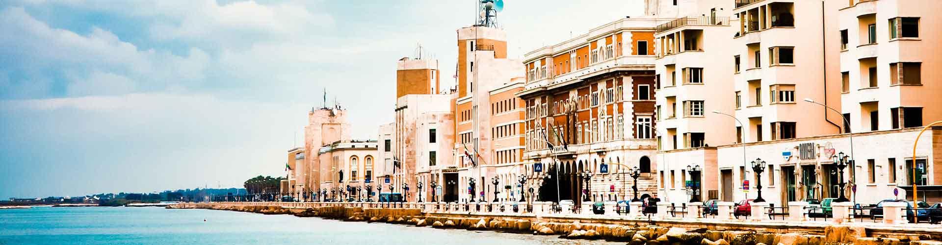 Bari - Hostales en Bari. Mapas de Bari, Fotos y Comentarios para cada hostal en Bari.