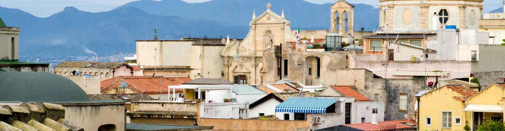 Cagliari - Habitaciones en Cagliari. Mapas de Cagliari, Fotos y comentarios de cada Habitación en Cagliari.