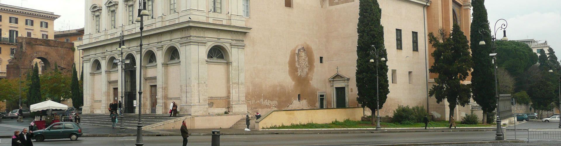 Roma - Hostales cerca a Scala Sancta. Mapas de Roma, Fotos y comentarios de cada Hostal en Roma.