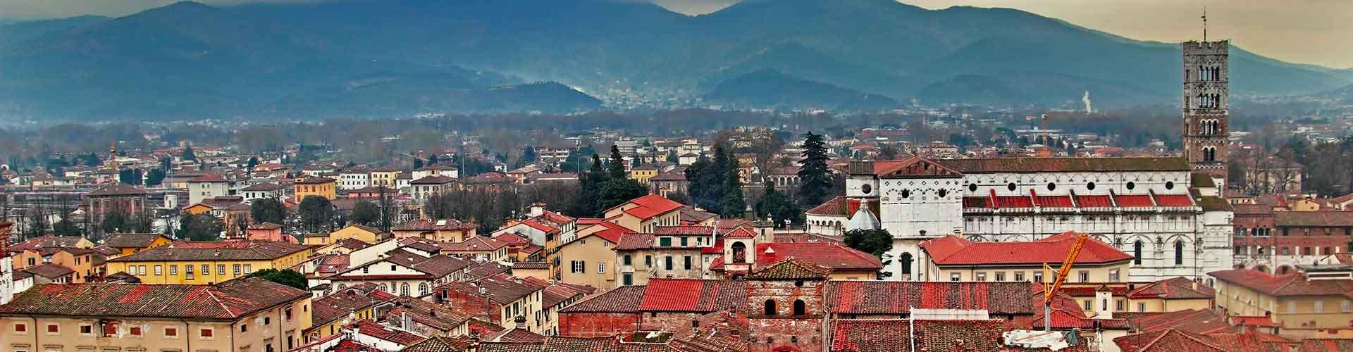 Lucca - Hostales en Lucca. Mapas de Lucca, Fotos y Comentarios para cada hostal en Lucca.