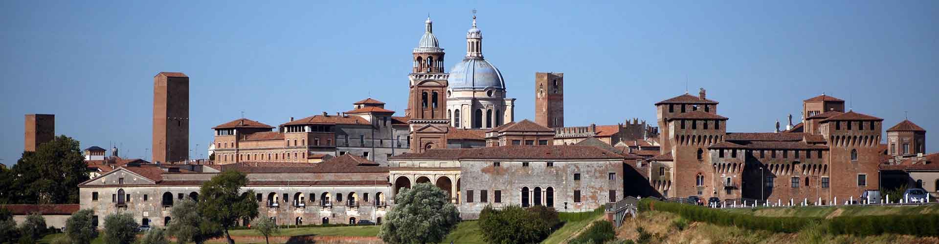 Mantova - Hoteles baratos en Mantova. Mapas de Mantova, Fotos y comentarios de cada Hotel en Mantova.