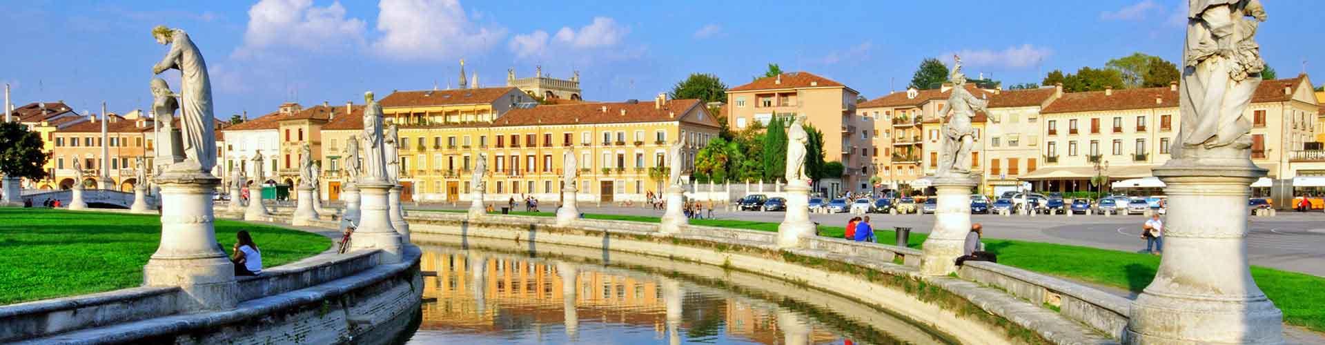 Padova - Apartamentos en Padova. Mapas de Padova, Fotos y comentarios de cada Apartamento en Padova.
