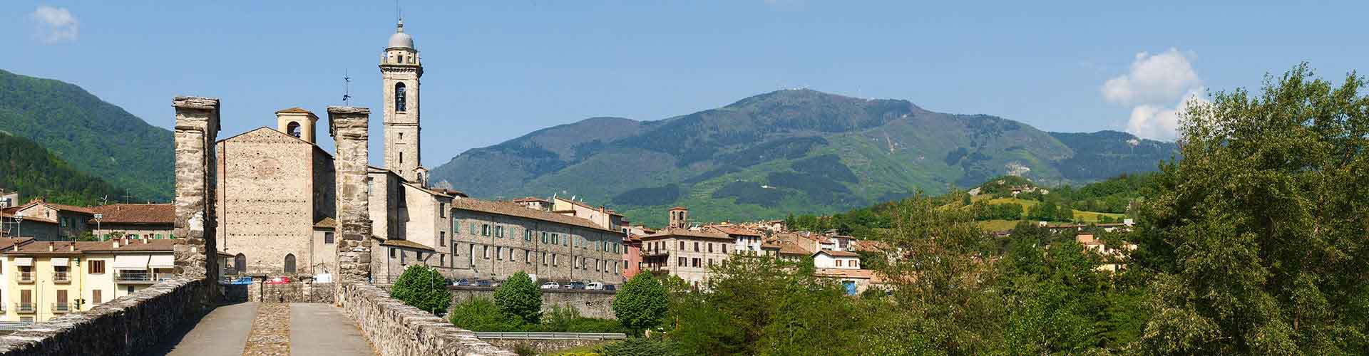 Piacenza - Campamentos en Piacenza. Mapas de Piacenza, Fotos y comentarios de cada Campamento en Piacenza.