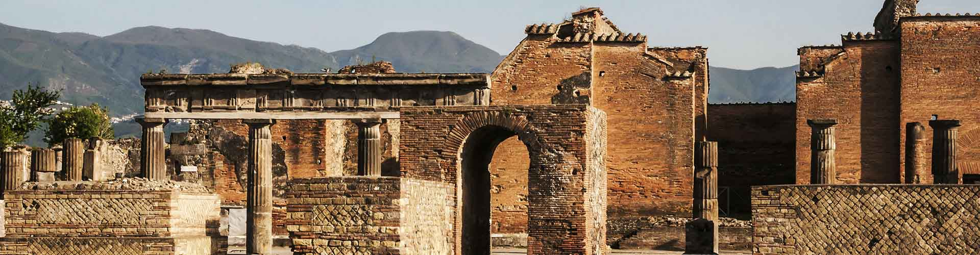 Pompeya - Hostales en Pompeya. Mapas de Pompeya, Fotos y comentarios de cada Hostal en Pompeya.