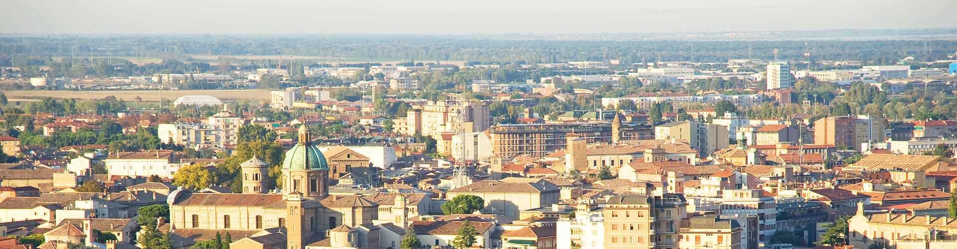 Ravenna - Habitaciones en Ravenna. Mapas de Ravenna, Fotos y comentarios de cada Habitación en Ravenna.
