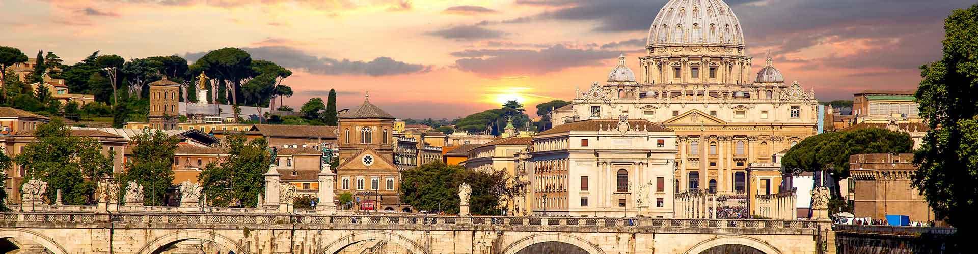 Roma - Hoteles baratos en Roma. Mapas de Roma, Fotos y comentarios de cada Hotel en Roma.