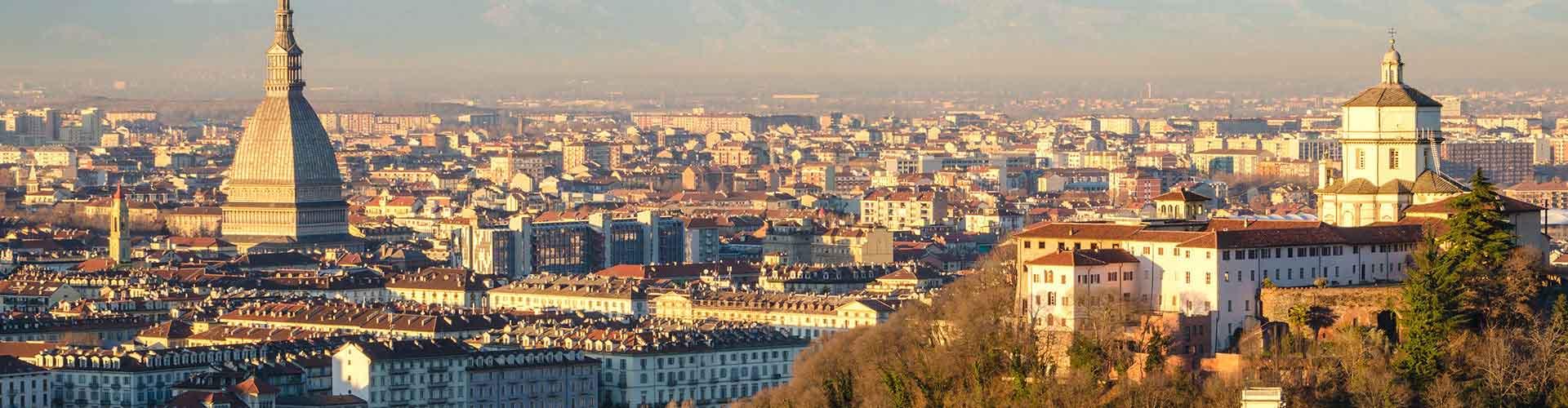 Turín - Apartamentos en el distrito Nizza Millefonti. Mapas de Turín, Fotos y comentarios de cada Apartamento en Turín.