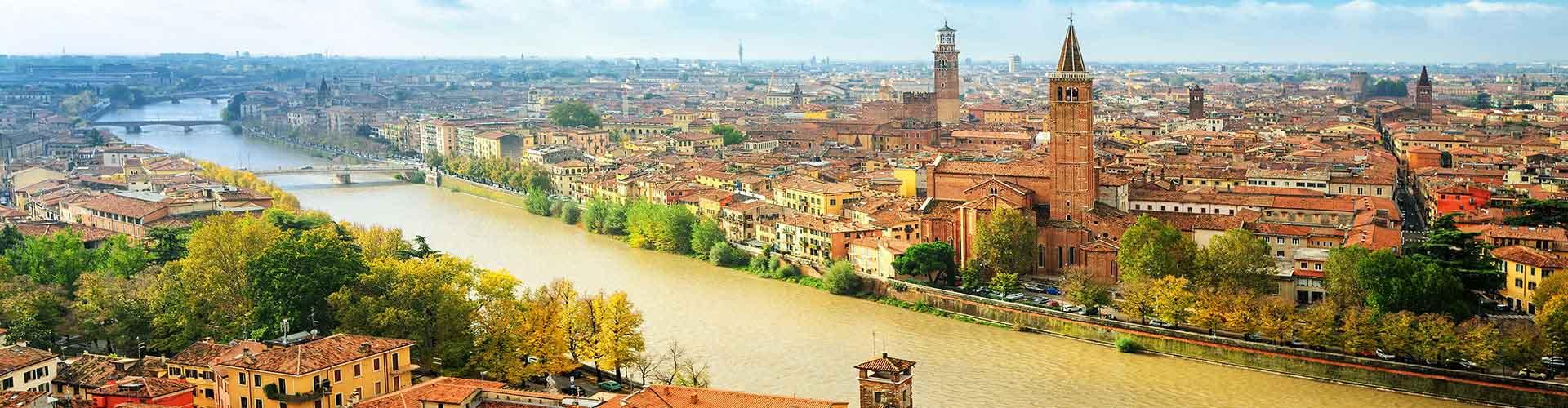 Verona - Campamentos en Verona. Mapas de Verona, Fotos y comentarios de cada Campamento en Verona.