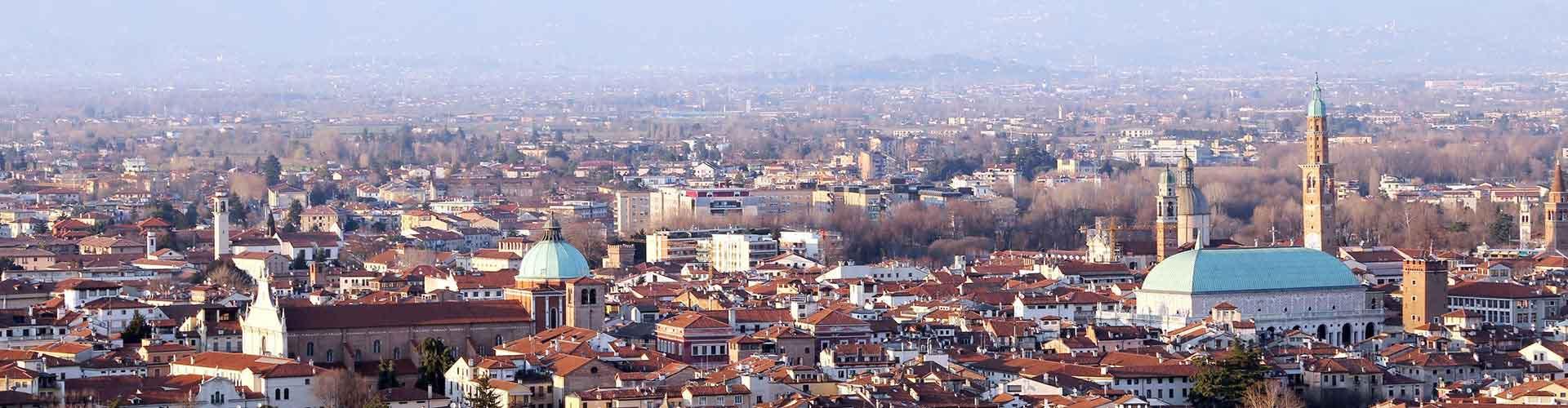 Vicenza - Hoteles baratos en Vicenza. Mapas de Vicenza, Fotos y comentarios de cada Hotel en Vicenza.