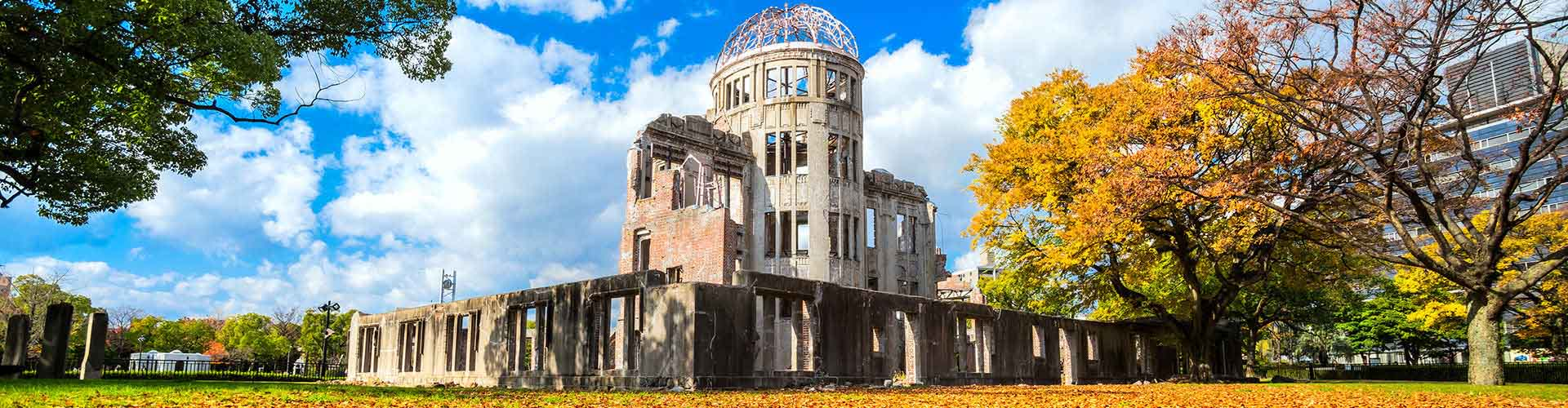 Hiroshima - Campamentos en Hiroshima. Mapas de Hiroshima, Fotos y comentarios de cada Campamento en Hiroshima.