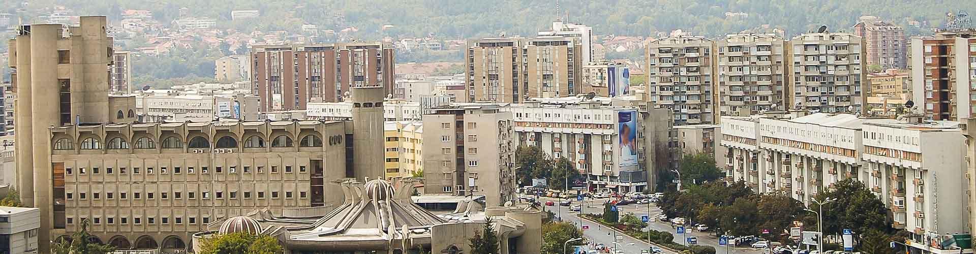 Skopje - Hostales en Skopje. Mapas de Skopje, Fotos y comentarios de cada Hostal en Skopje.