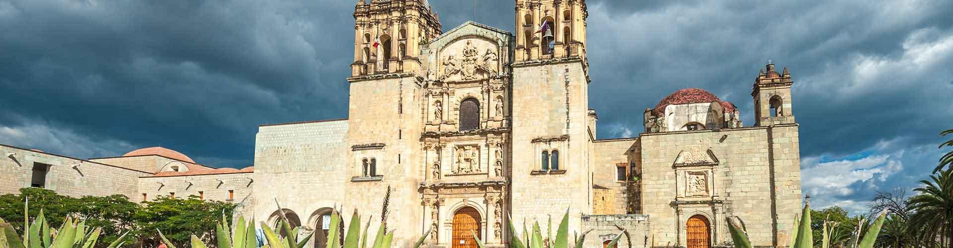 Oaxaca - Hostales en Oaxaca. Mapas de Oaxaca, Fotos y comentarios de cada Hostal en Oaxaca.