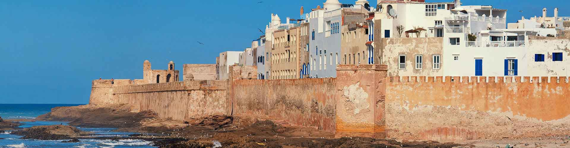 Essaouira - Hoteles baratos en Essaouira. Mapas de Essaouira, Fotos y comentarios de cada Hotel en Essaouira.
