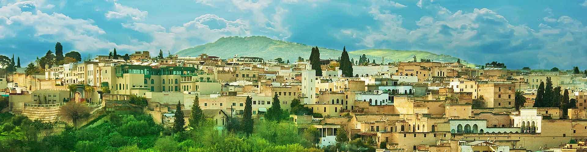 Fez - Apartamentos en Fez. Mapas de Fez, Fotos y comentarios de cada Apartamento en Fez.