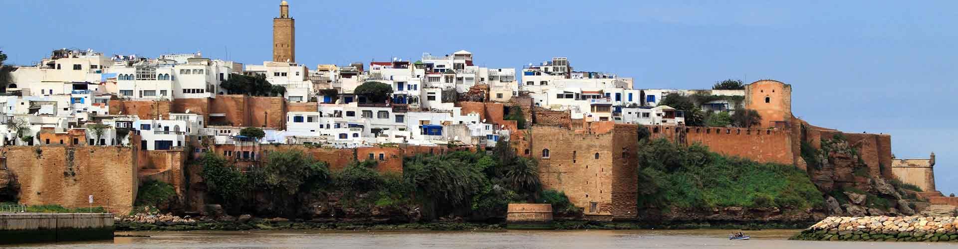 Rabat - Hostales en Rabat. Mapas de Rabat, Fotos y comentarios de cada Hostal en Rabat.