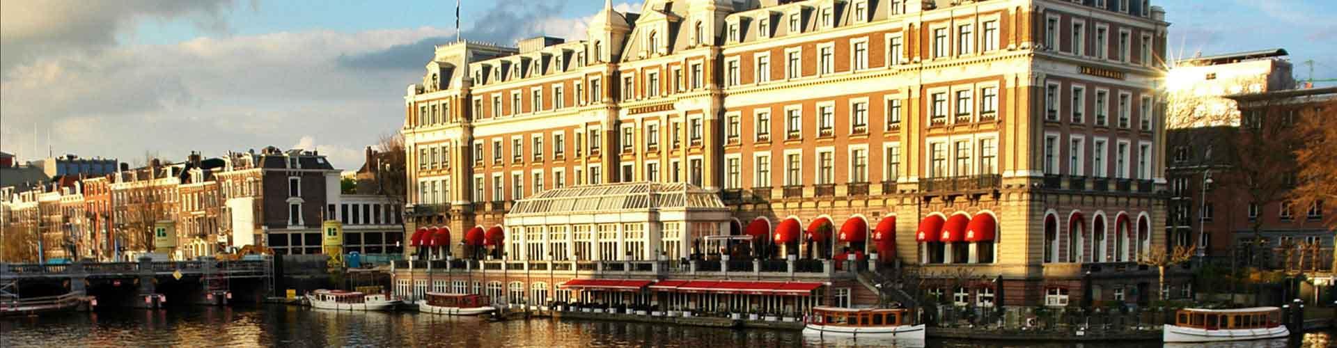 Amsterdam - Hoteles baratos en el distrito Oost Watergraafsmeer. Mapas de Amsterdam, Fotos y comentarios de cada Hotel barato en Amsterdam.