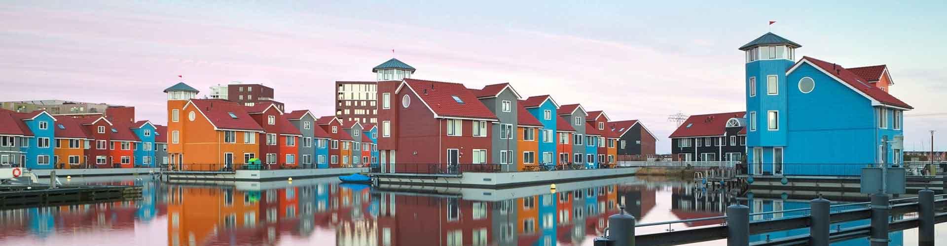 Groningen - Apartamentos en Groningen. Mapas de Groningen, Fotos y comentarios de cada Apartamento en Groningen.
