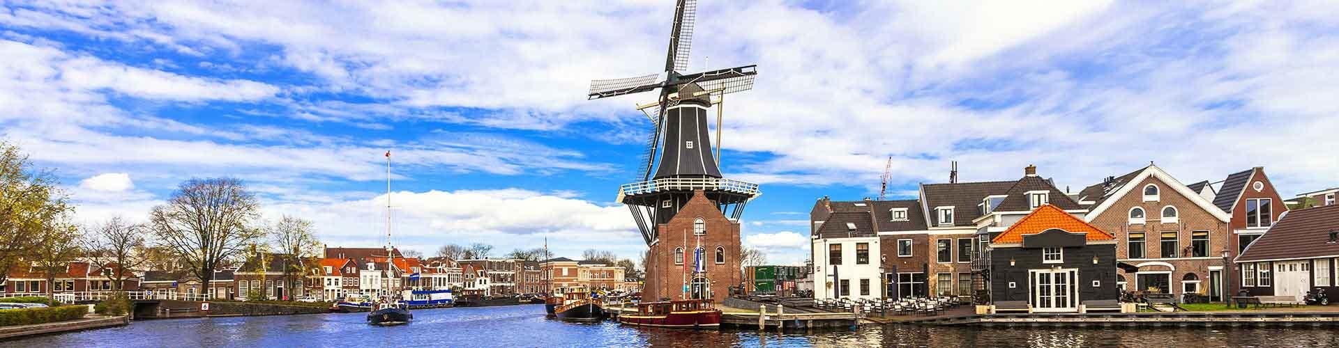 Haarlem - Campamentos en Haarlem. Mapas de Haarlem, Fotos y comentarios de cada Campamento en Haarlem.