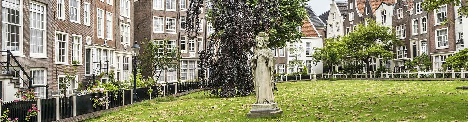 Amsterdam - Hostales cerca a Béguinage. Mapas de Amsterdam, Fotos y comentarios de cada Hostal en Amsterdam.