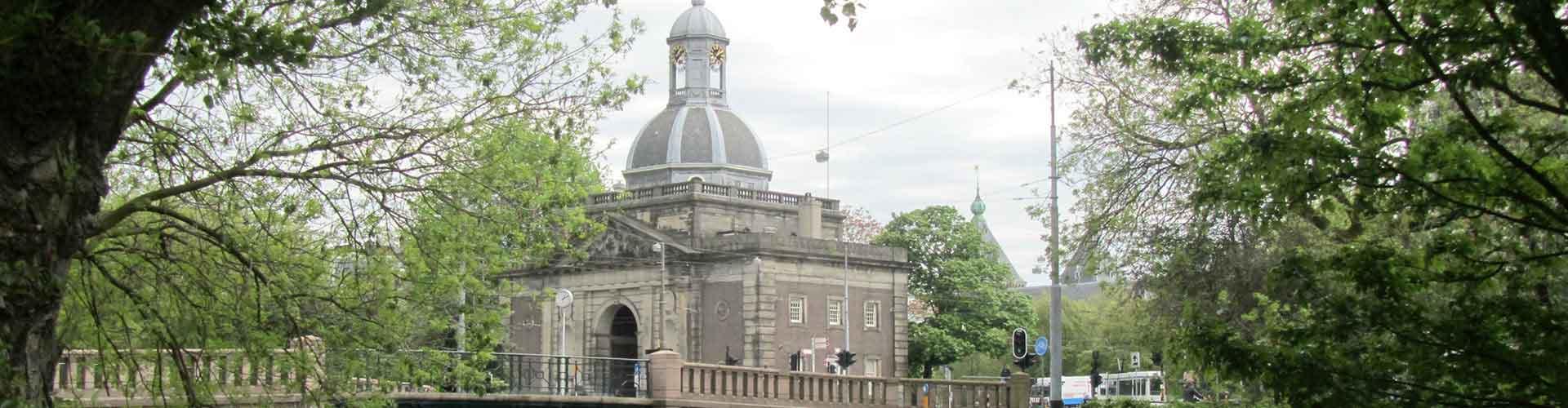 Amsterdam - Hostales cerca a Estación de tren de Muiderpoort. Mapas de Amsterdam, Fotos y comentarios de cada Hostal en Amsterdam.