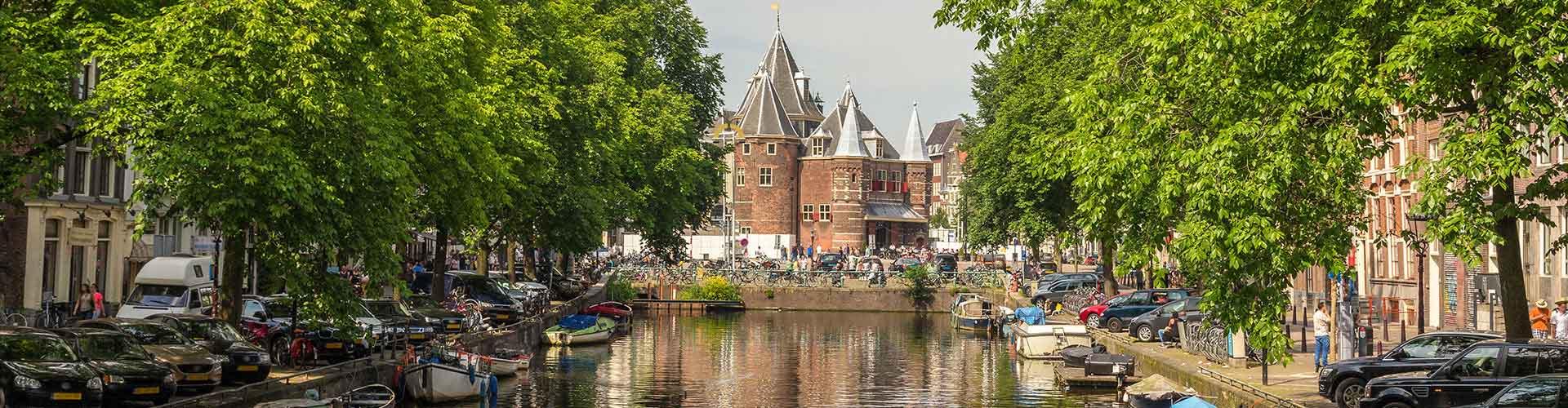 Amsterdam - Campamentos cerca a Pesar Casa. Mapas de Amsterdam, Fotos y comentarios de cada Campamento en Amsterdam.