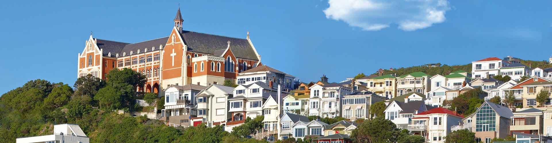 Wellington - Habitaciones en Wellington. Mapas de Wellington, Fotos y comentarios de cada Habitación en Wellington.