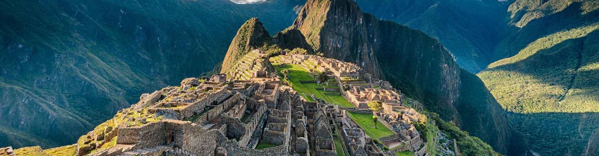 Cusco - Campamentos en Cusco. Mapas de Cusco, Fotos y comentarios de cada Campamento en Cusco.