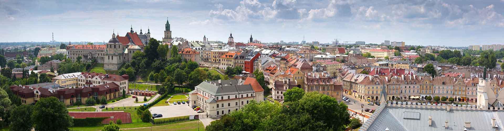 Lublin - Habitaciones en Lublin. Mapas de Lublin, Fotos y comentarios de cada Habitación en Lublin.