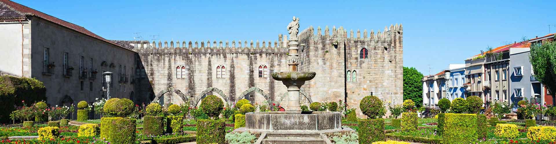 Braga - Hostales en Braga. Mapas de Braga, Fotos y comentarios de cada Hostal en Braga.
