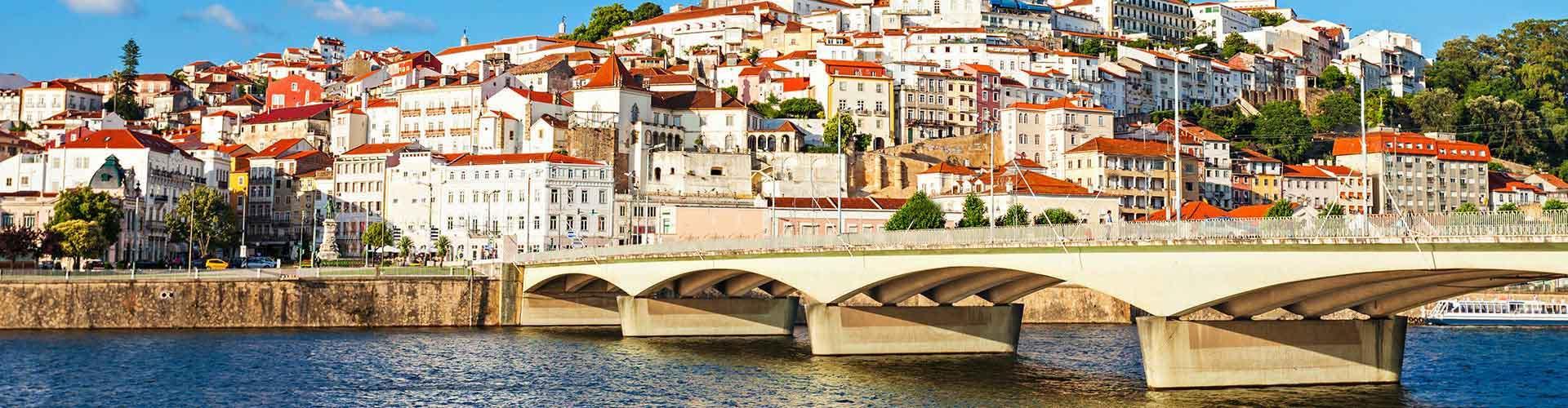 Coimbra - Campamentos en Coimbra. Mapas de Coimbra, Fotos y comentarios de cada Campamento en Coimbra.