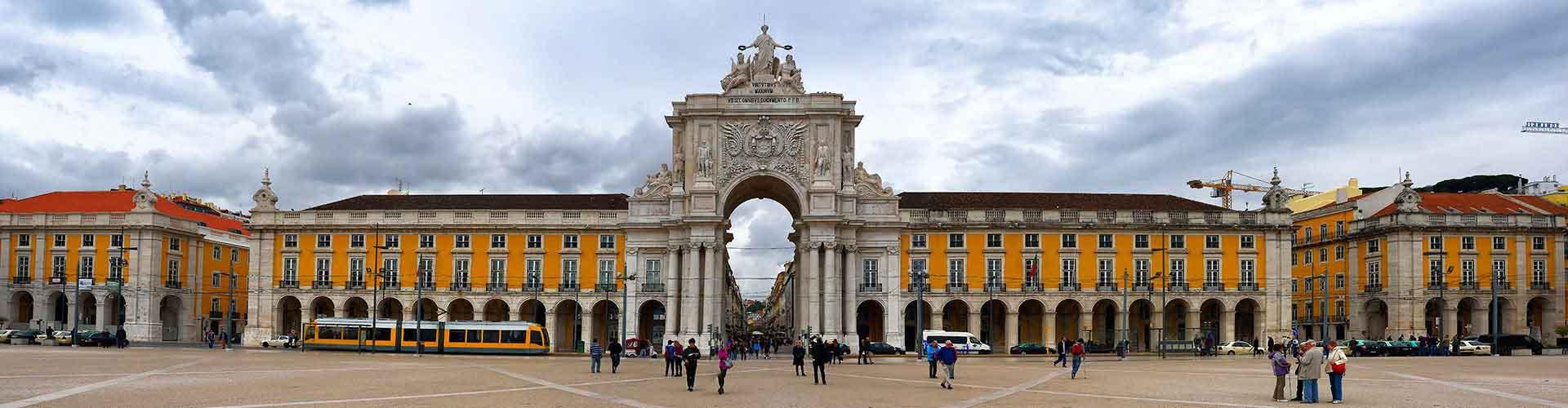 Lisboa - Hoteles baratos cerca a City Center. Mapas de Lisboa, Fotos y comentarios de cada Hotel en Lisboa.