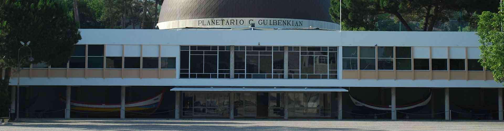 Lisboa - Habitaciones cerca a Museo Calouste Gulbenkian. Mapas de Lisboa, Fotos y comentarios de cada Habitación en Lisboa.